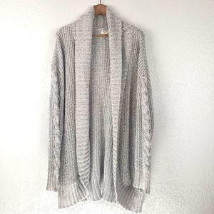 Mossimo Chunky Sweater / Cardigan - XXL